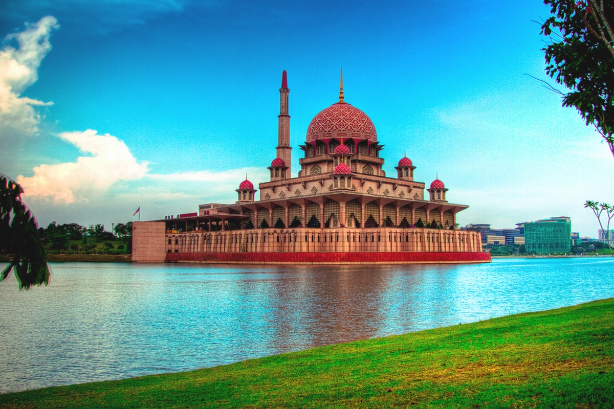 Lovely-Mosque-Islamic-Wallpaper