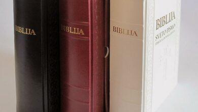 Photo of PROPIS ČITANJA BIBLIJE, TEVRATA I DRUGIH VJERSKIH KNJIGA