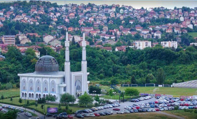 samostalna džamija
